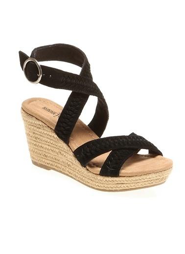 Mınnetonka Ayakkabı Siyah
